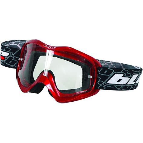 tear goggles motocross oneal blur b1 enduro mx racing anti fog tear post