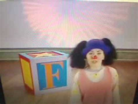 the big comfy couch floppy big comfy couch the alphabet game the letter f 2