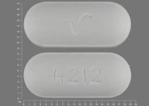 Detoxing From Roboxin by 4212 V Pill Images White Capsule Shape
