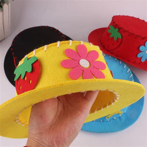 sombrero de frutas de foamy sombreros de goma eva para fiesta carioca manualidades