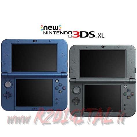 Console D Entrée 800 by Console Nintendo 3ds Xl Hw Italia Vari Colori 3d Senza