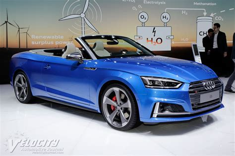pictures of audi a5 picture of 2018 audi a5 cabriolet