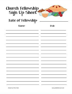 printable christmas potluck list editable printable sign up sheet for potluck church
