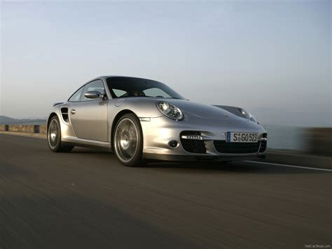 porsche silver 2007 silver porsche 911 turbo wallpapers