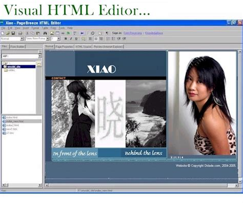 html editor website builder web design software 5 of the best freeware website builder software for windows 10