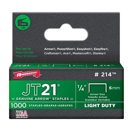 Staples Description by Staples Arrow 6mm Jt21 T27 Pk1000 I N 5911832 Bunnings Warehouse