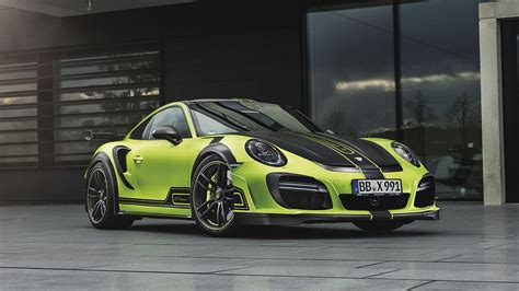 Porsche 911 Turbo S Tuning by 2017 Porsche 911 Turbo S Gtstreet R By Techart Pictures
