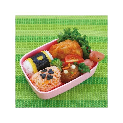 Nori Puncher Japanese Bento Nori Puncher Seaweed Cutter For Out