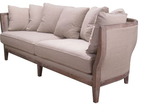 four hands sofa four hands hayes 96 5 quot sofa traditional sofas by