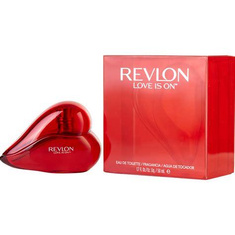 Revlon Is On revlon is on eau de toilette fragrancenet 174