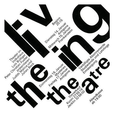 typography exles graphic design a look into black and white typography