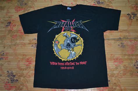 Kaos Metallica 08 Tag Gildan Tshirt oldschoolzone the metallica club thirteen years infecting