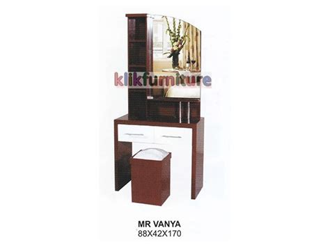 Meja Plastik Shinpo harga meja rias kayu vanya cms distributor furniture