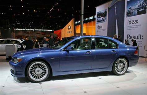 how to learn about cars 2007 bmw alpina b7 user handbook 2007 bmw alpina b7 information and photos momentcar