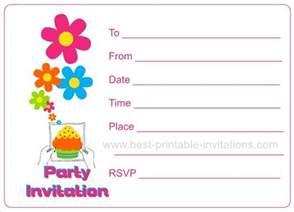 newest printable invitations