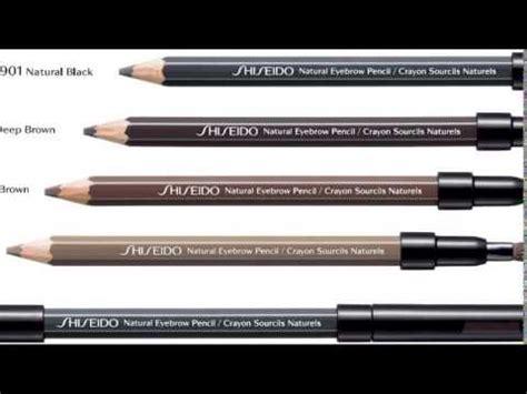 Eyebrow Shiseido shiseido eyebrow pencil
