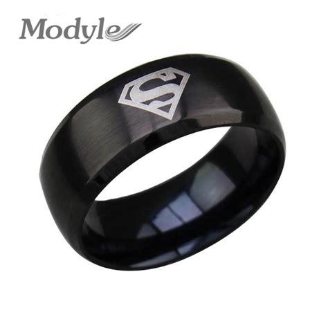 popular superman wedding ring buy cheap superman wedding