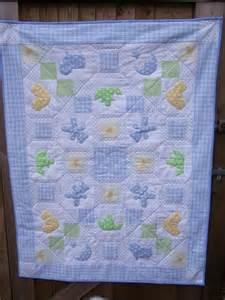 applique baby patchwork pattern quilt 49 quot x 37 quot the
