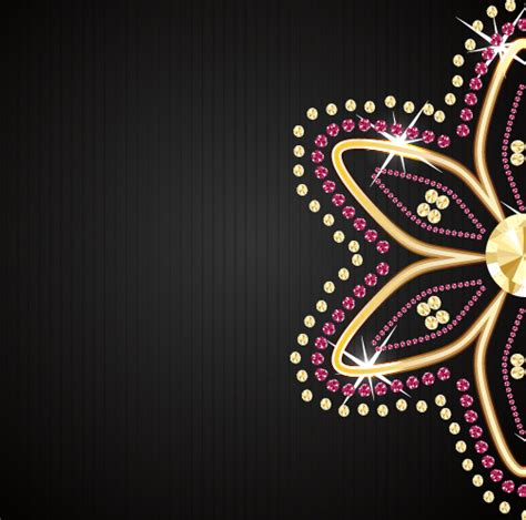 design background for jewelry beautiful jewelry vector background vector background