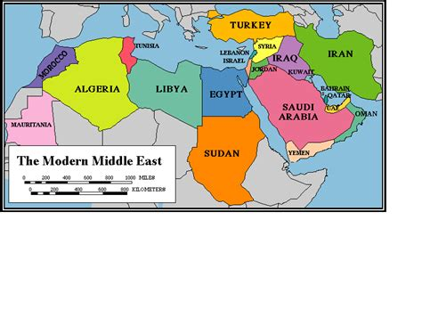 middle east political map 1900 mrs baylor february 2006