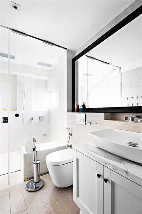 latest bathroom design ideas sg livingpod blog 10 fresh all white design ideas for small bathrooms home