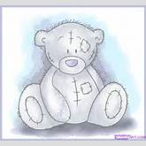 How to Draw Tatty Teddy the Me To You Bear, Step by Step, Characters ...