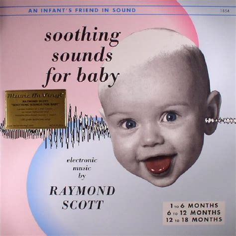 raymond scott soothing sounds for baby vol 1 3 reissue