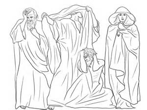 Zephaniah The Prophet Research Paper by Zephaniah Joel Obadiah And Hosea Coloring Page Free Printable Coloring Pages