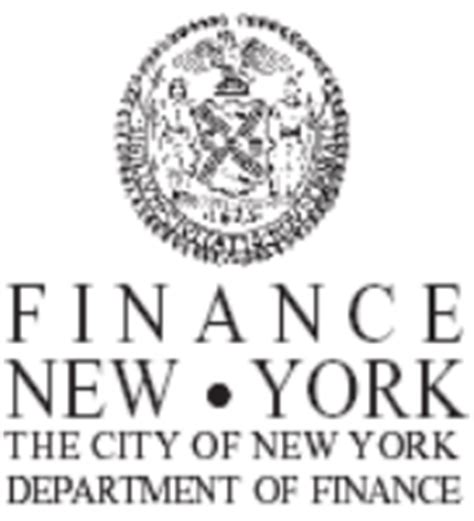 Nyc Finance Letter Rulings Letter To Inform New York City Department Of Finance Free