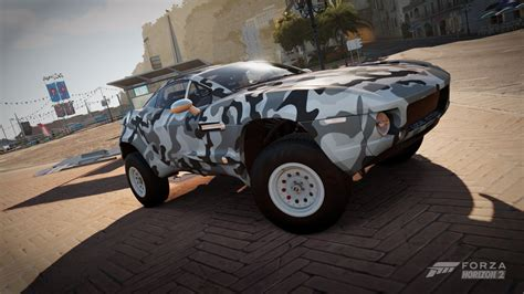 2014 Rally Fighter by Forza Horizon 2 2014 Local Motors Rally Fighter By