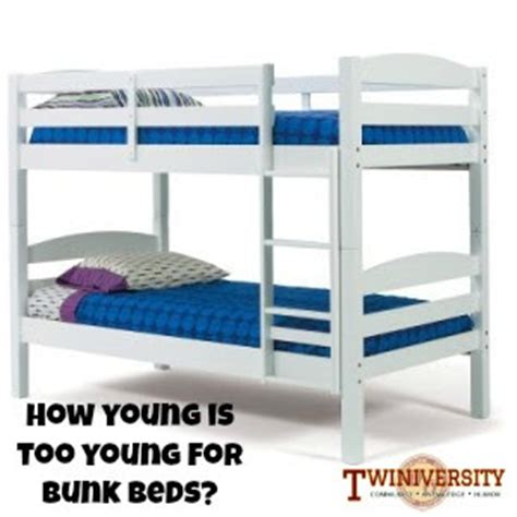 Bunk Bed Age Recommendations Transitioning Your From Cribs To Beds Twiniversity