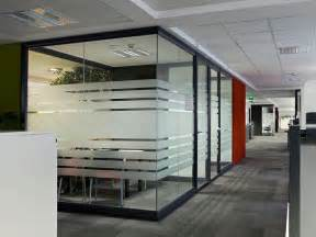 Glass Divider Design by Best 25 Glass Office Ideas On Pinterest