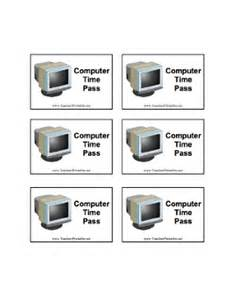 computer time pass