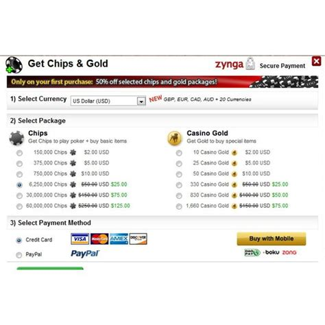 chip facebook buying facebook poker chips paypal mode of payment