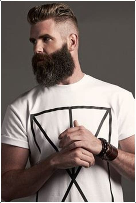 Hairstyles With Beard by 100 Must Copying Hairstyles For With Beard