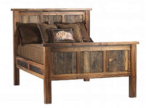 reclaimed wood bed frame reclaimed wood bed frame classic design bed frames