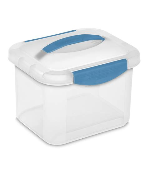 sterilite showoffs storage container sterilite small showoffs storage container buy at