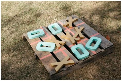 new backyard games 30 new ideas for your rustic outdoor wedding wedding
