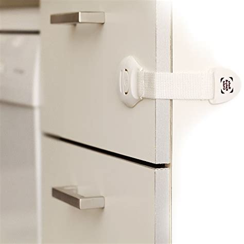 childproof cabinet and drawer locks 14 locks 10extra tape safebaby child safety locks for