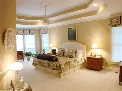 how to paint tray ceilings with color home decorating design forum gardenweb master