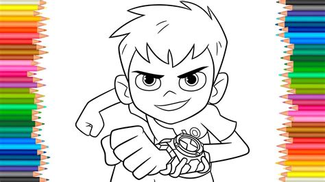 ben colors ben 10 coloring pages coloring book ben 10 for