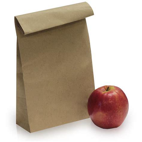 Brown Craft Paper Bags - block bottom brown kraft paper bags paper bags carrier