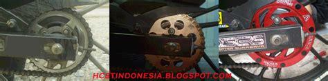 Kas Rem Belakang Honda Dan City Genuine klub motor honda cs1 hcst indonesia honda city sport team