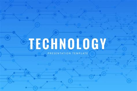 powerpoint technical presentation templates technology powerpoint template free powerpoint presentation