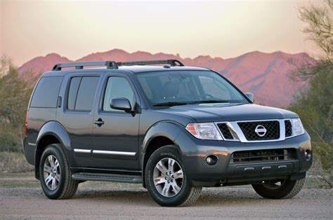 Nissan Jeep 2012 2012 Nissan Pathfinder Reviews Autoblog And New Car Test