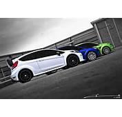 Pin 2014 Ford Fiesta St Arka G&246r&252n&252m On Pinterest