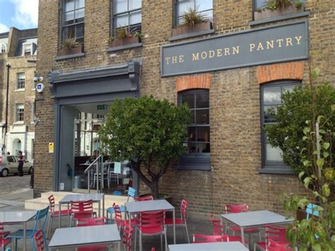 The Pantry Clerkenwell pin by sutherland on spots