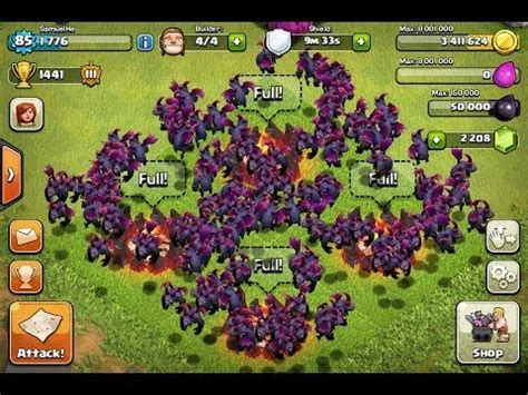 clash of clans max levels pinterest the world s catalog of ideas
