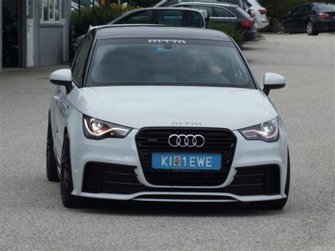 Audi Tuning österreich by Audi Powered By Mtm Und Sperrer Fahrbericht Auto