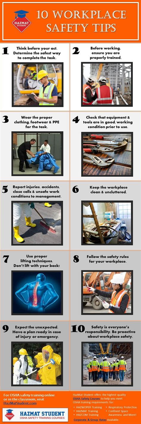 layout of the work space to prevent accidents and injuries best 25 workplace safety ideas on pinterest workplace